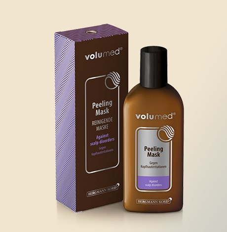 Bild von Kopfhautpflege Oil Cure - Peeling Mask