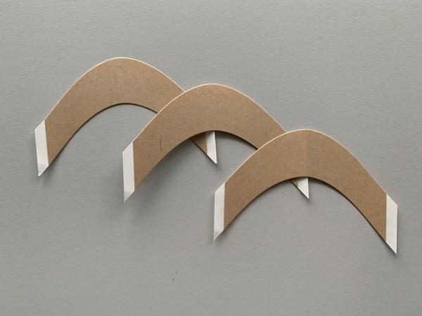 Bild von Natural-Hold Contour Strips (36 Stück)