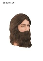 Bild von Amigo (braun) - mit Bart